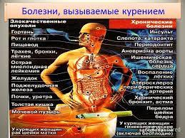 Открытки. Международный день отказа от курения. Болезни курильщиков
