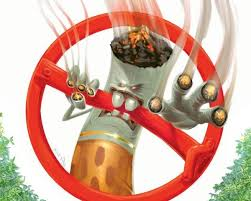Открытки. Международный день отказа от курения. Не высовывайся