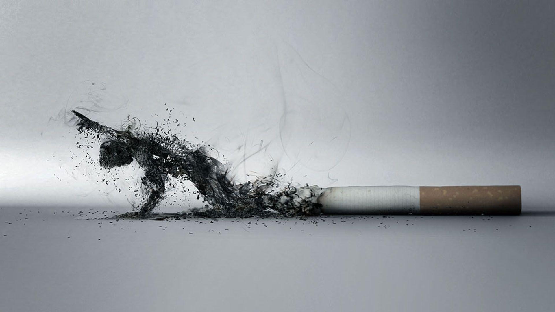 Международный день отказа от курения. Курение убивает