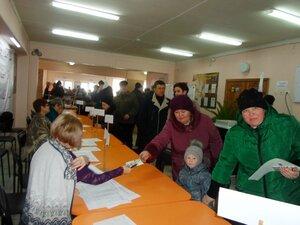 Выборы Северный