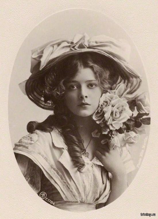 0 18132a 6daf1955 orig - Красотки на столетних фотографиях