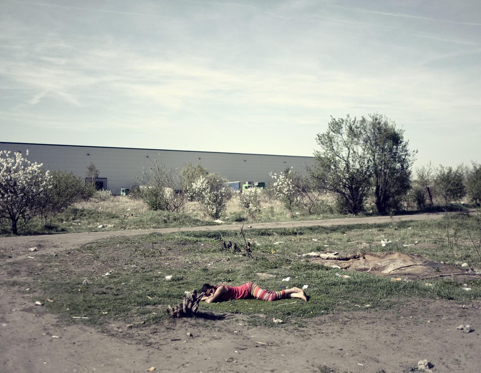 Жизнь с клеймом: цыганский табор на польской границе