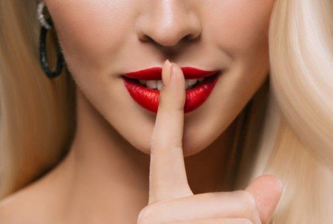 Раскрываем женские секретики! Вот что может рассказать о тебе форма губ. (11 фото)