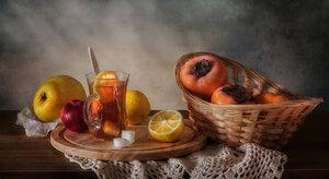 Чай с витаминами