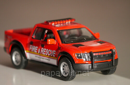 кинсмарт форд пожарный