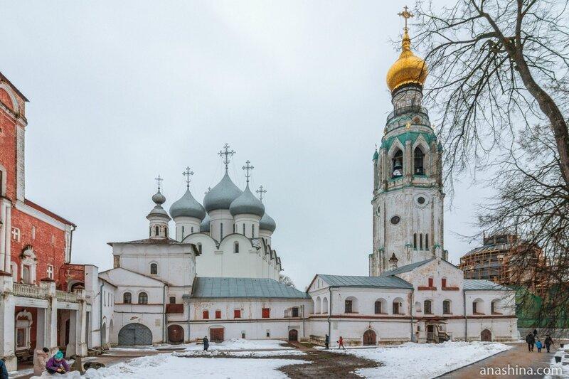 Архиерейский двор, Вологодский кремль, Вологда