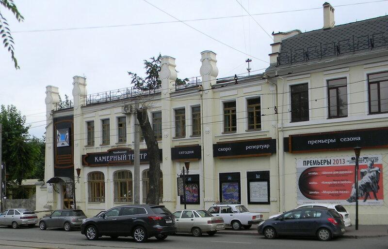 Дом Бреслиной Цвиллинга 15