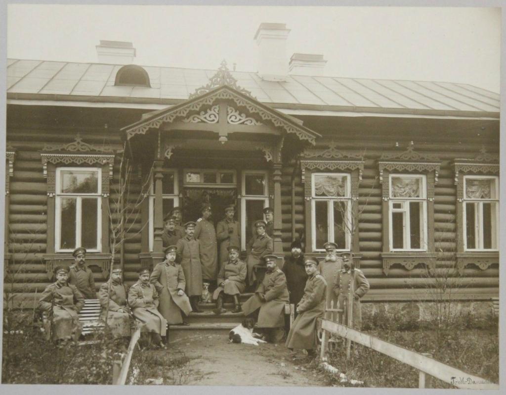 ZAVODFOTO / История городов России в фотографиях: Форт «Красная Горка». 1914