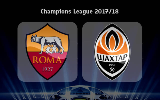 Рома – Шахтер (13.03.2018) | Лига Чемпионов 2017/18