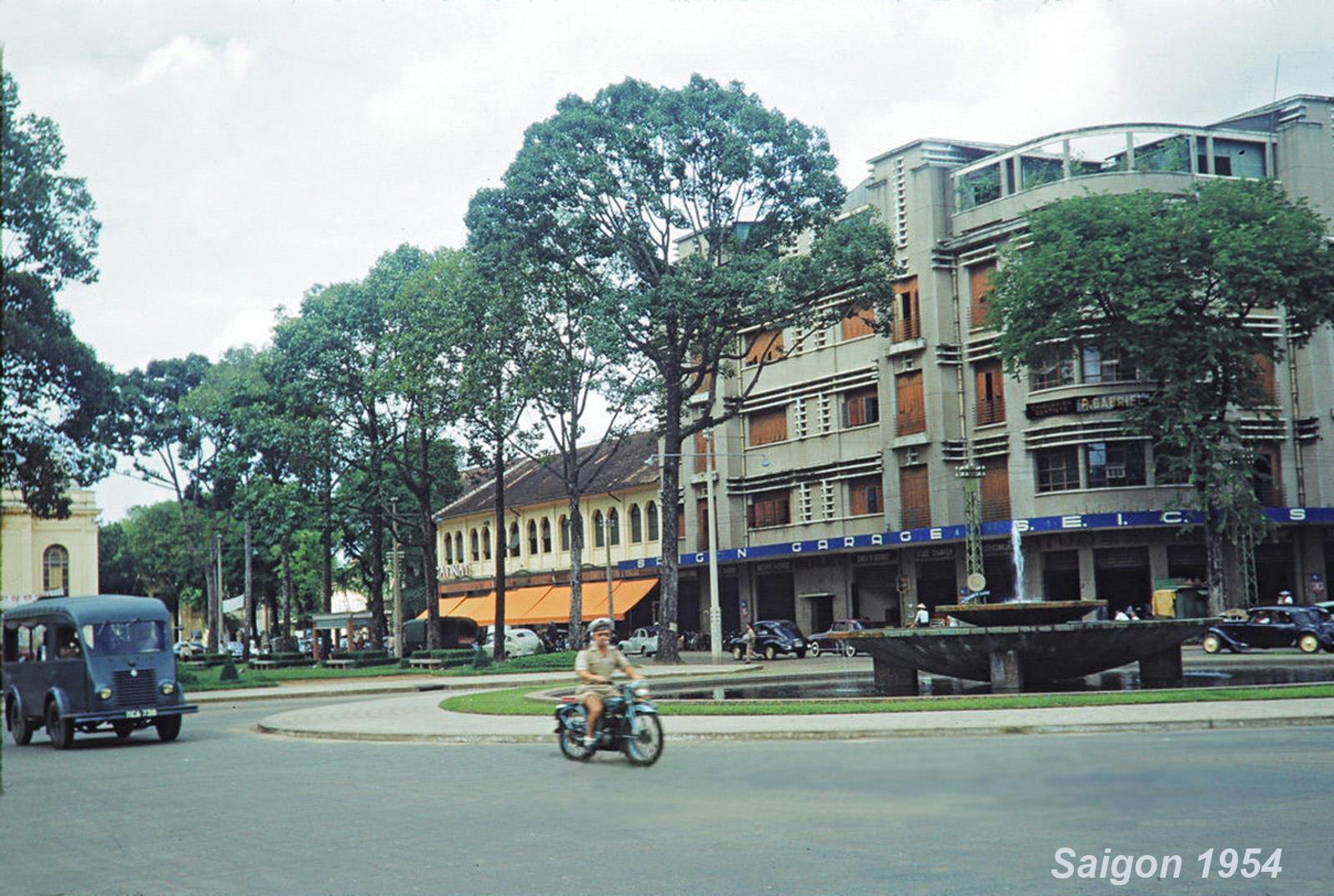 Площадь Лам Сон