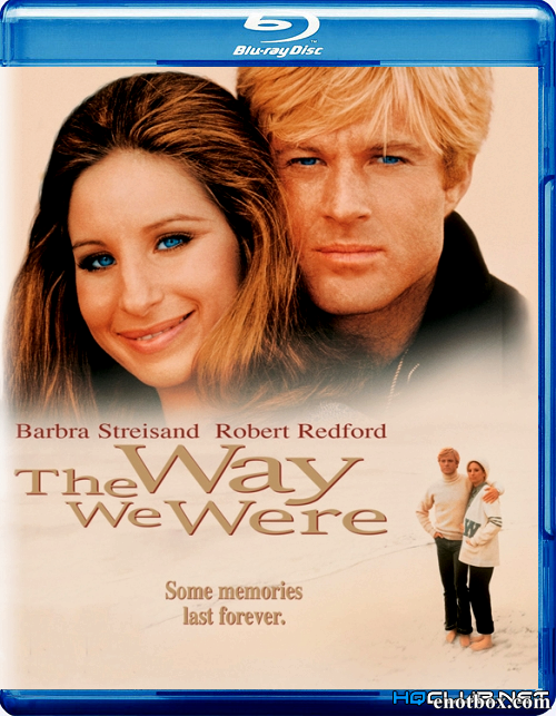 Какими мы были / The Way We Were (1973/HDRip)