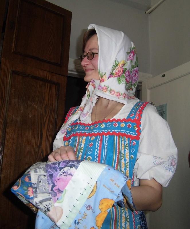 Ольга Косырева, апрель 2014 год, Фотограф Елена Холманова