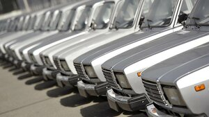 Названы самые угоняемые в России модели автомобилей