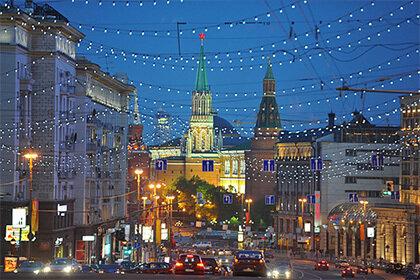Здания в центре столице будут иметь художественную подсветку