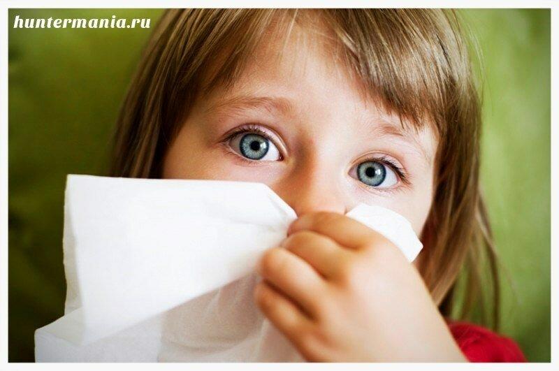 Как предотвратить насморк у ребёнка