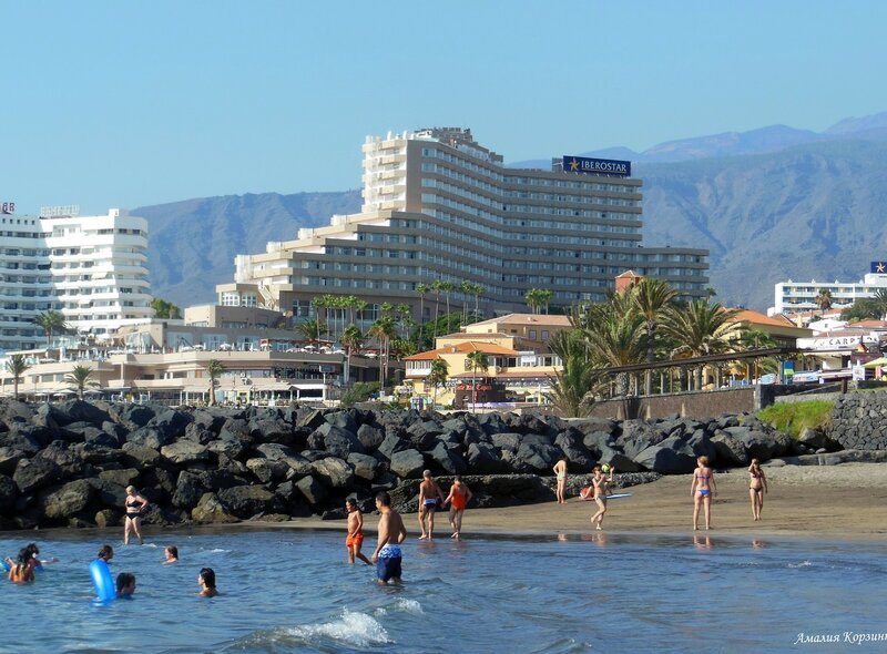 Тенерифе, Iberostar Bouganville Playa 4*