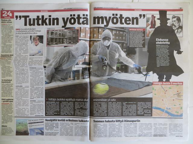 финские газеты