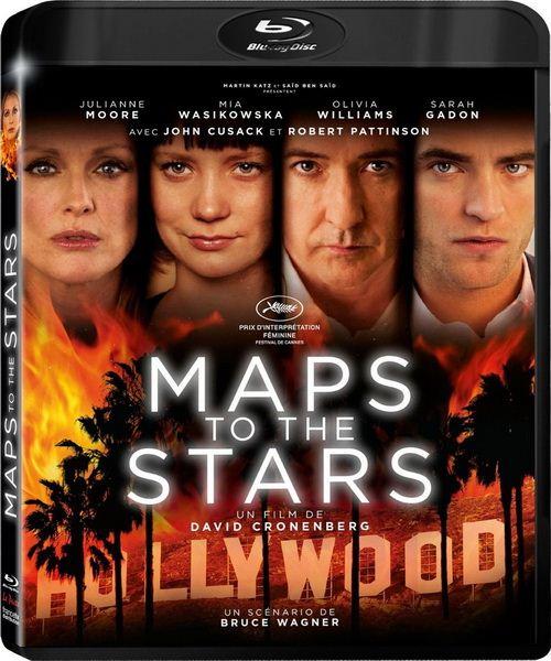 Звездная карта / Maps to the Stars (2014) BDRip 1080p + 720p + HDRip
