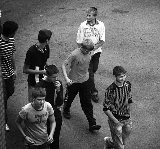особенности поведения подростков 13-15 лет