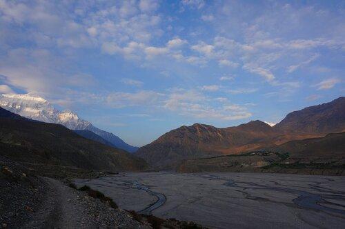 Утренние Гималаи