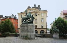 Стокгольм. Купеческая площадь
