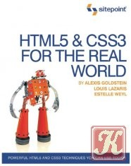 Книга HTML5 & CSS3 for the Real World