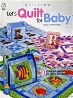 Книга Lets Quilt for Baby