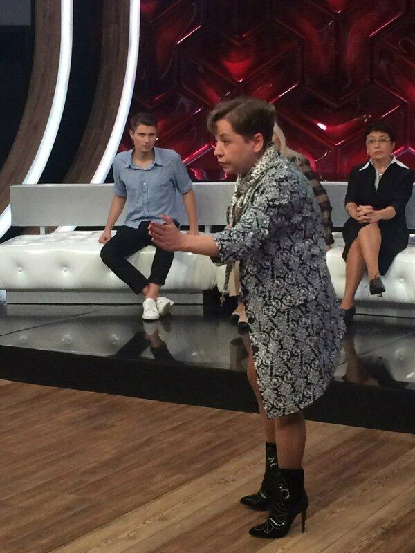 Прямой эфир с Борисом Корчевниковым