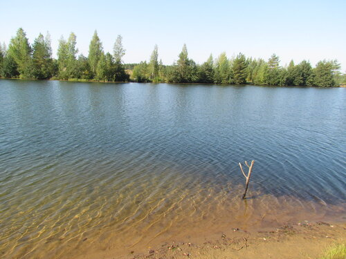Рыбалка на малуксинских карьерах