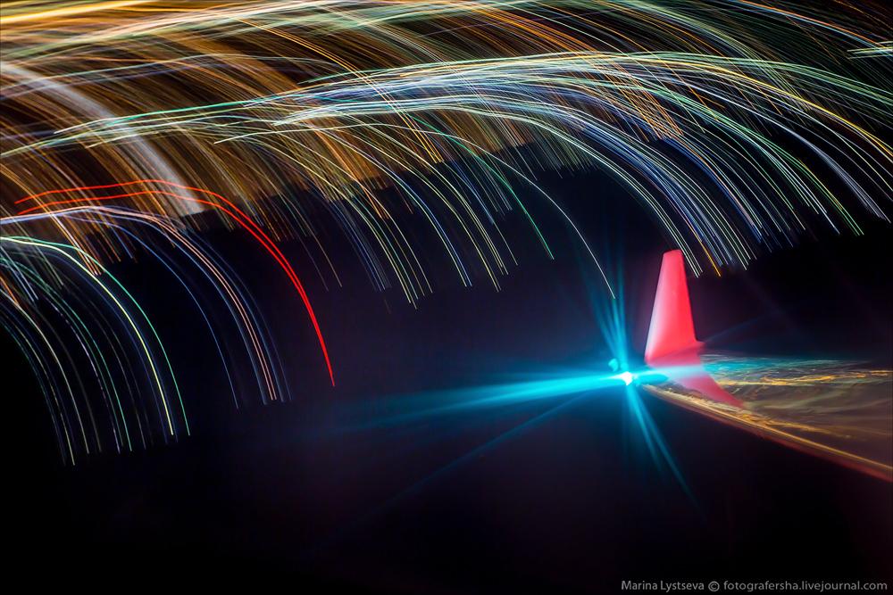 Траектории полёта
