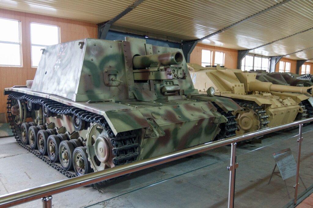 Sturmpanzer IV «Brummbär»