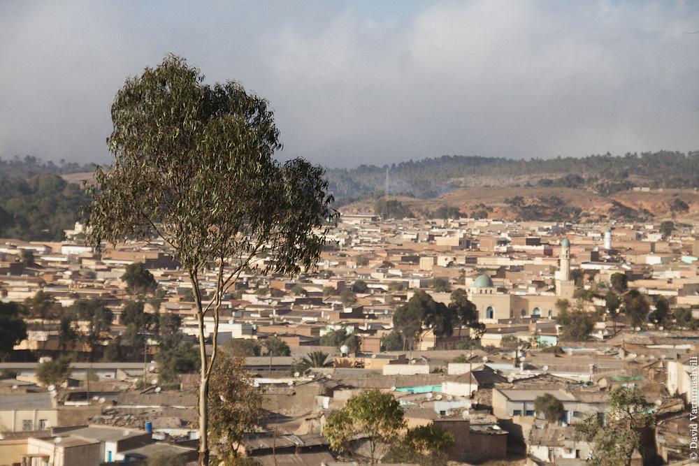 Эритрея, Асмэра