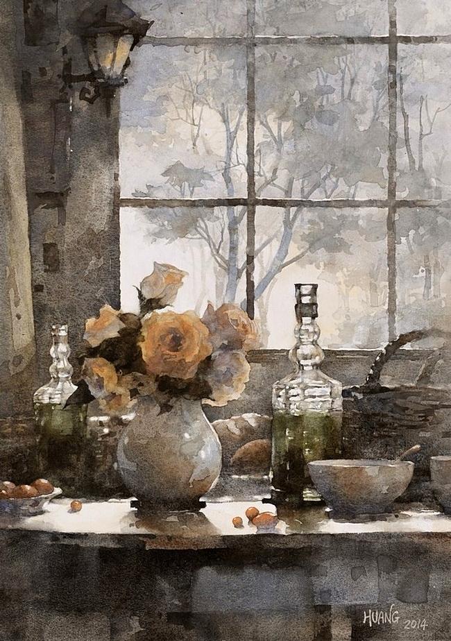 Художник Huang Hsiao-Hui