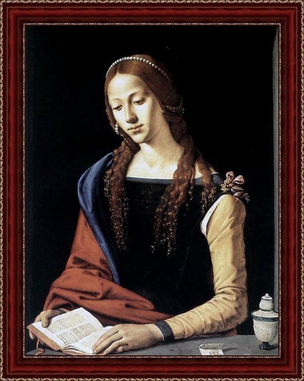 Мария Магдалина - 1490 г