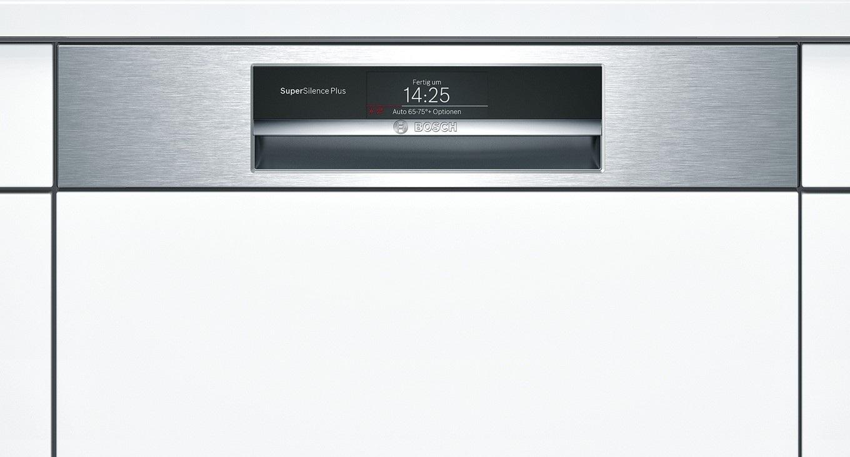 BOSCH встраиваемая частично посудомоечная машина для кухни