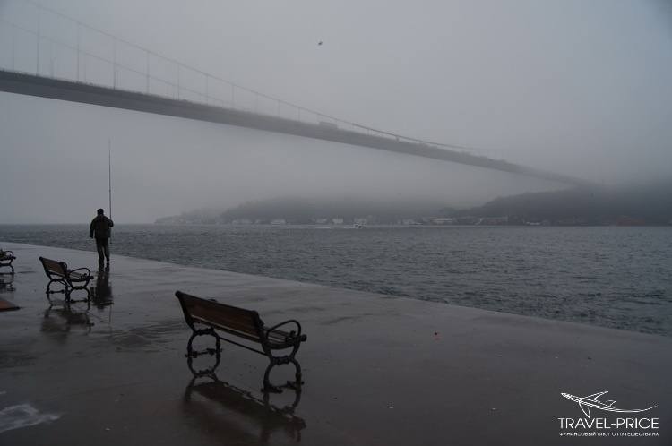 Мост через Босфор Стамбул