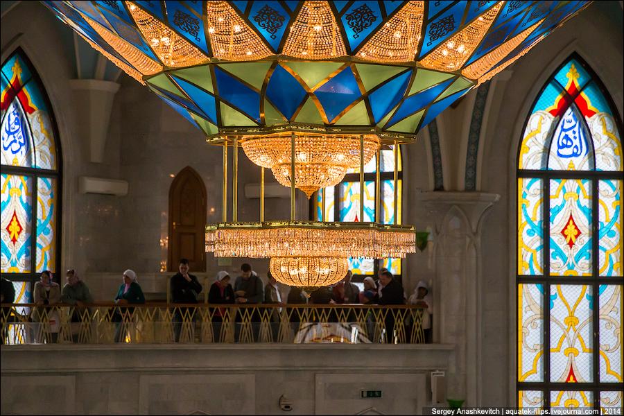 Мечеть Кулшариф