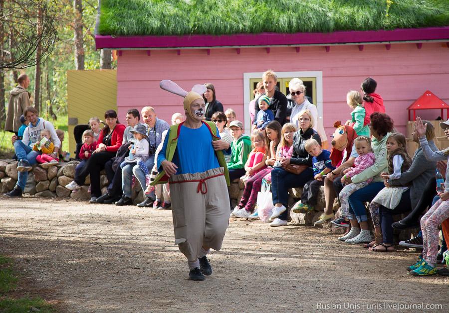 Детский парк Лоттемаа