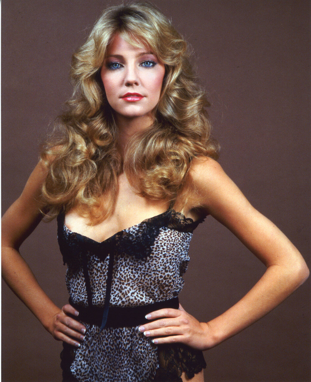 The special edition: Heather Locklear: humus
