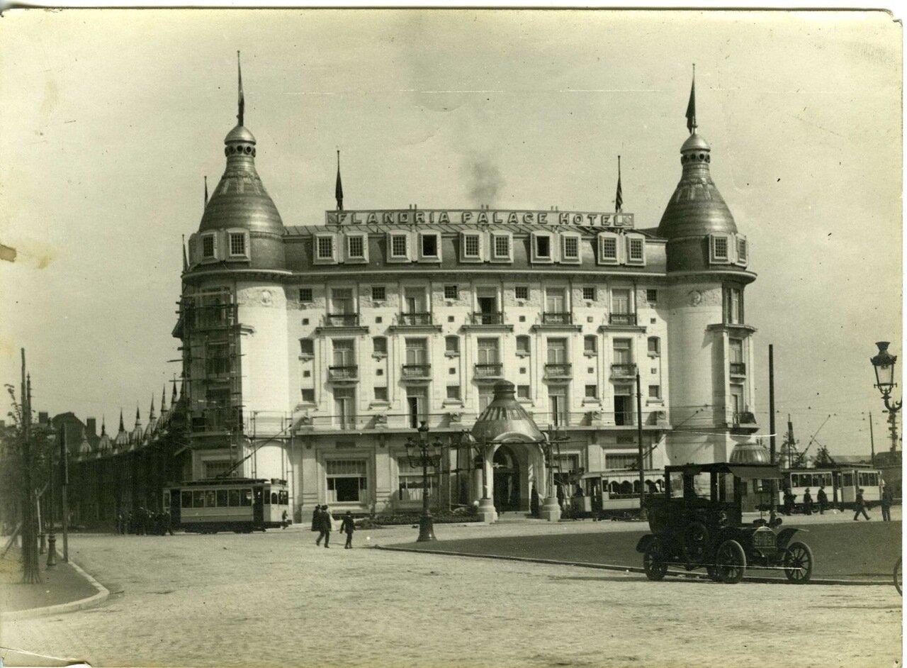 Отель «Flandria Palace»