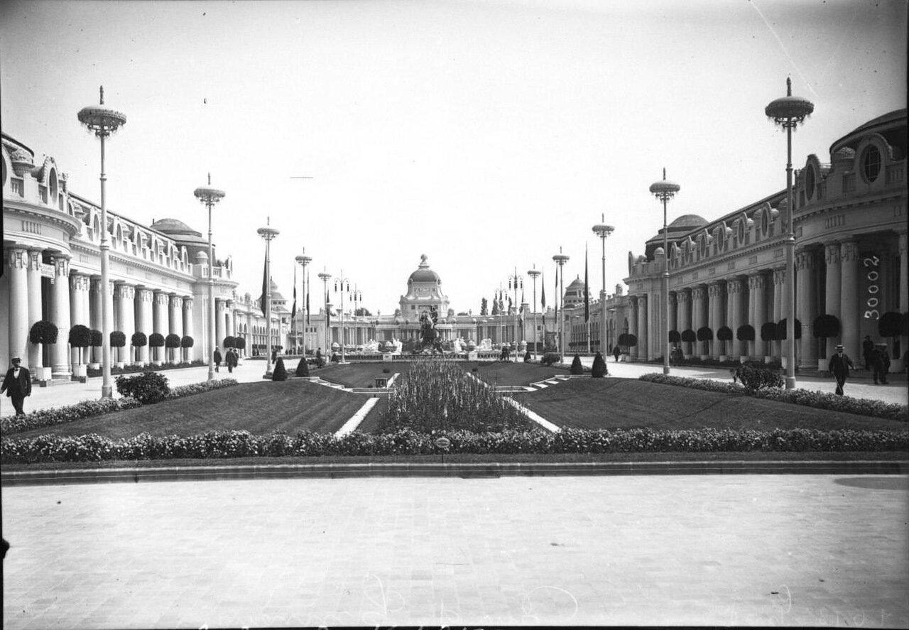 Выставочный двор