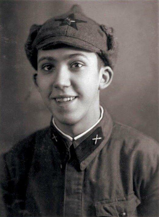 1939. Юрий Никулин в армии