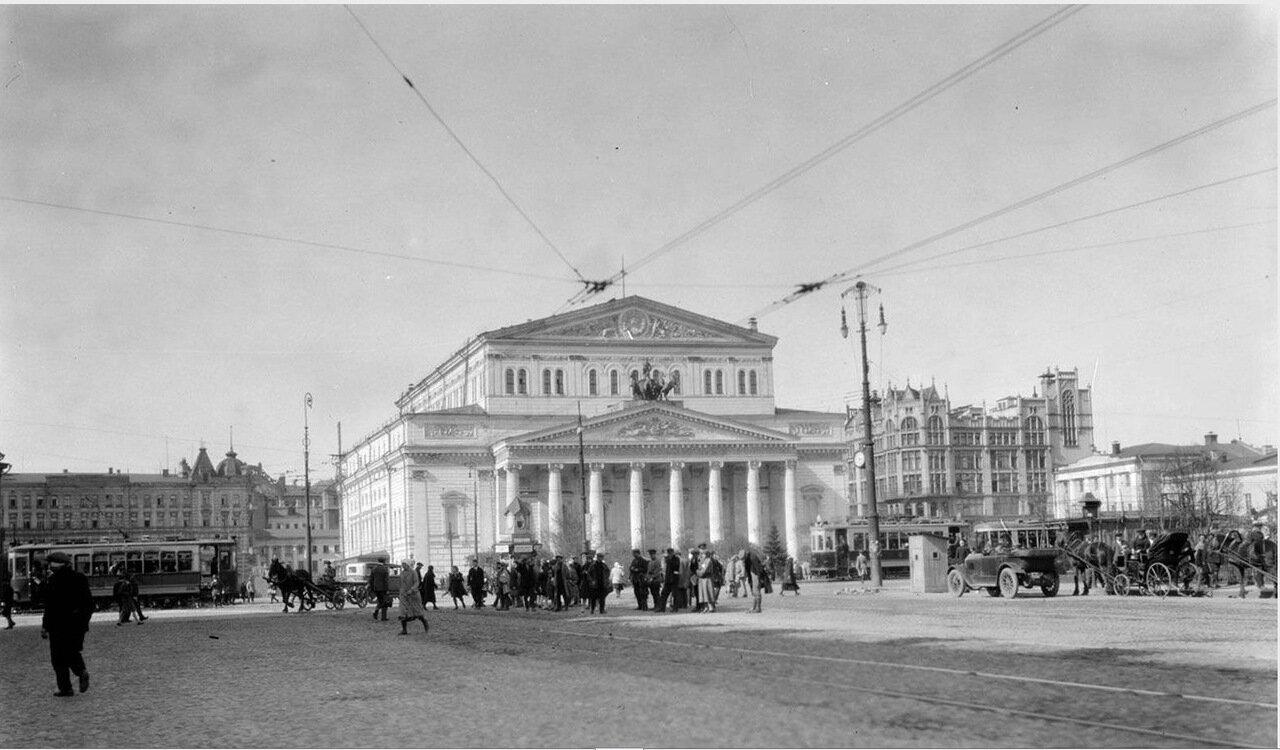 12. Большой театр