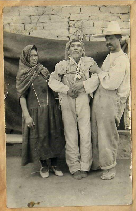 1920-е. Мексика.