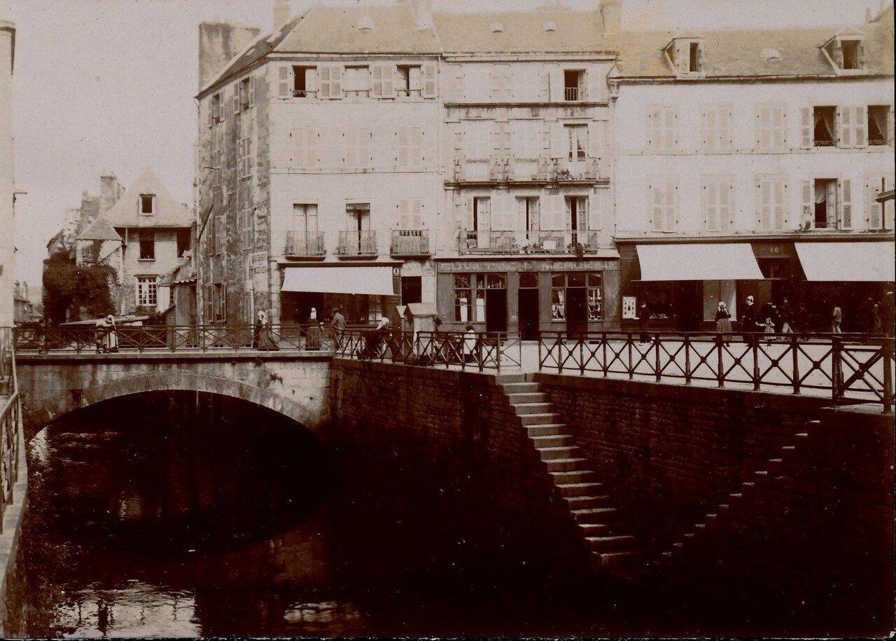 1900. Кемпер. Мост