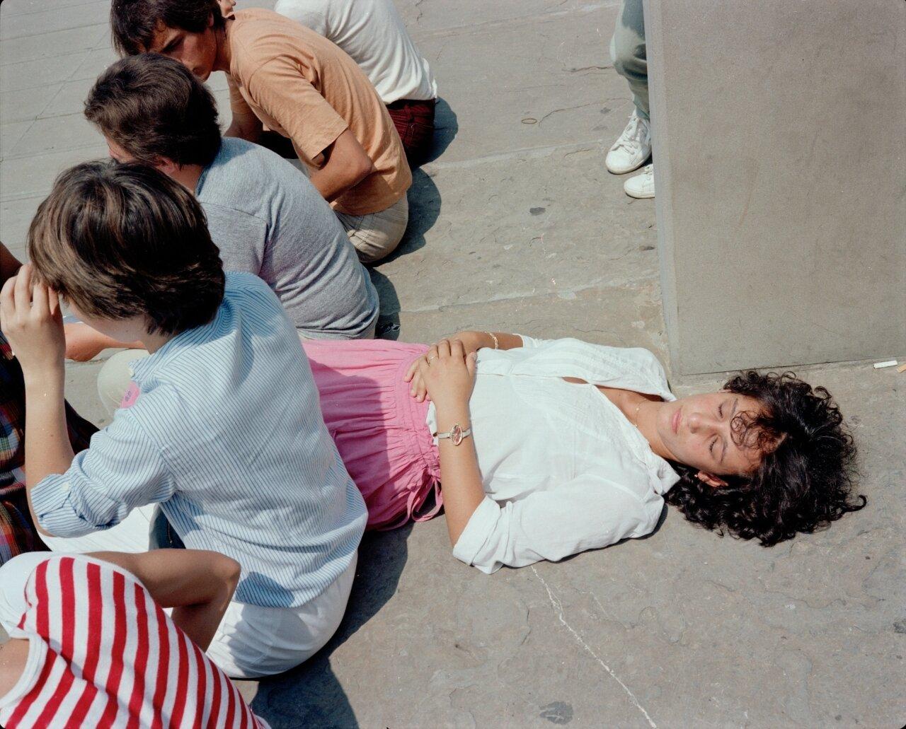 Флоренция, 1982