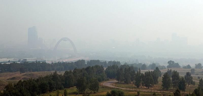 +37. Москва в дыму.