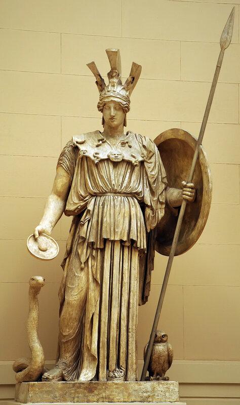 Афины своими руками
