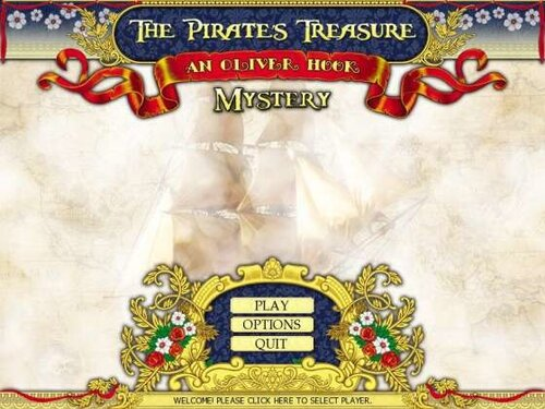 The Pirates Treasure: An Oliver Hook Mystery