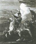 Атаман Матвей Платов, герой Отечественной войны 1812 года